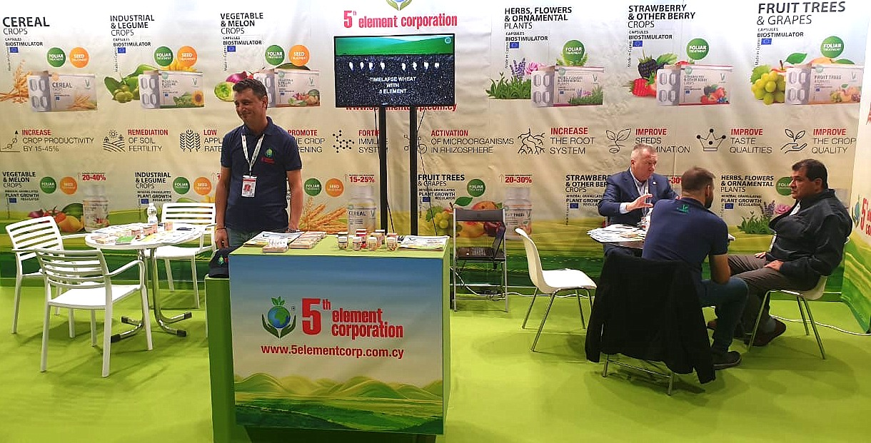 Fruit Attraction 22 – 24.10.2019